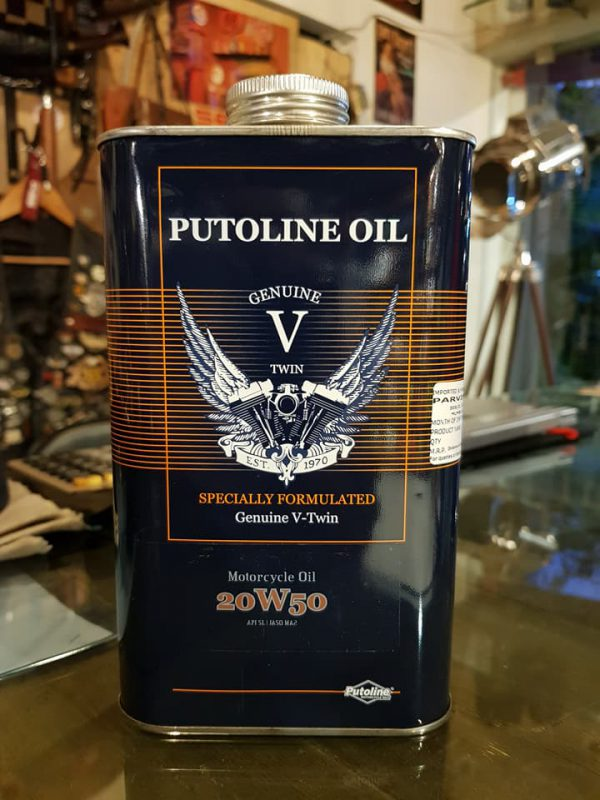 Putoline V Twin Motorcycle Oil